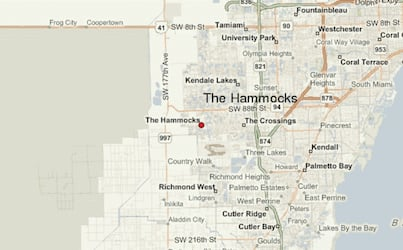 The Hammocks, Miami