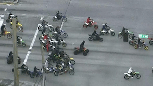 Motorcycle Accidents in North Miami