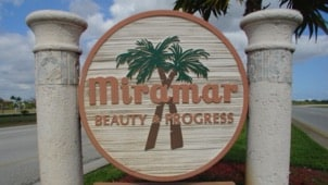 Miramar Sign