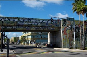 Welcome to Historic Overtown